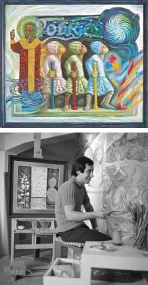 Dellino Lillo galleria d'arte a Bari