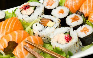 Ristorante Giapponese Sushi Autunno