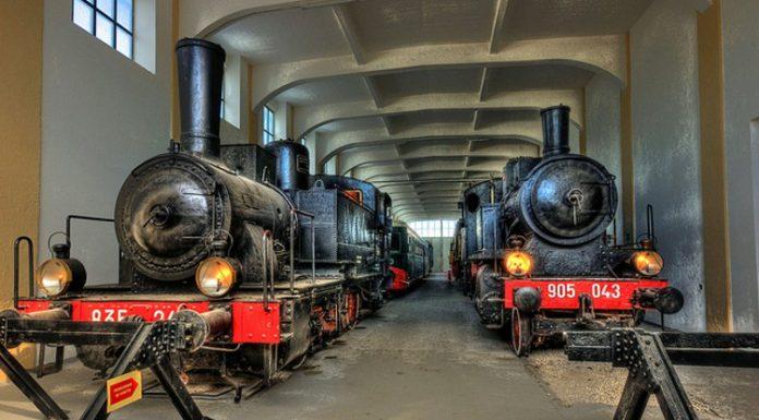 Museo Ferroviario di Puglia