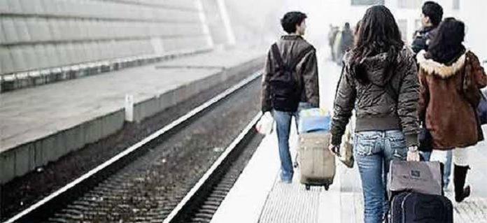 giovani in fuga dalla Puglia
