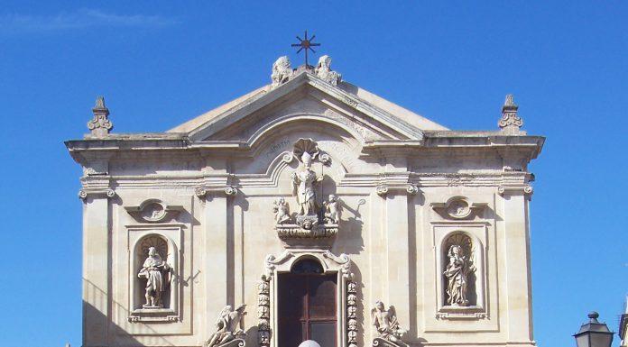 taranto basilica cattedrale