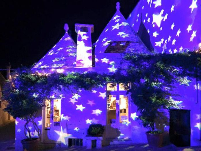 Alberobello Summer Lights