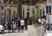 turista in Puglia