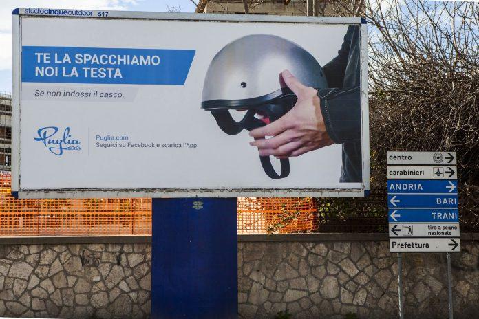 campagna sociale di Puglia.com
