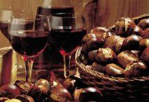 vino e caldarroste