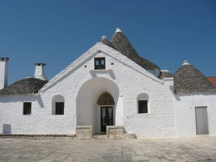 dammuso in Puglia