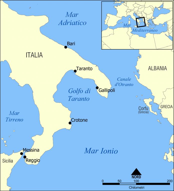 golfo-Taranto