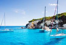 noleggiare una barca in Puglia