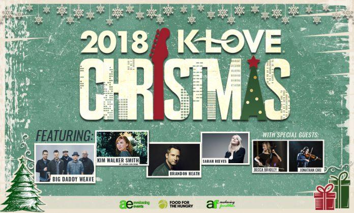 The Christmas Tour 2018