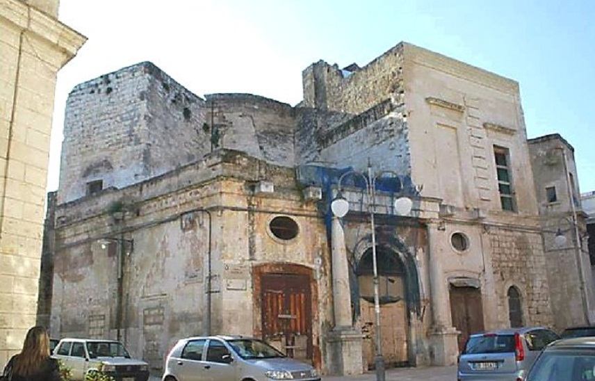 Castello di Carbonara