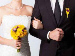 sposi in aumento