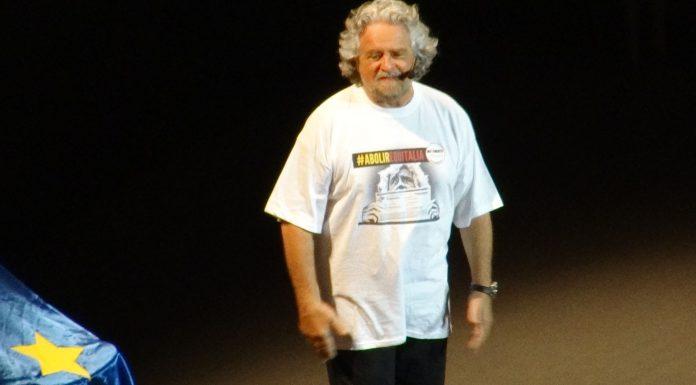 """Bari, al TeatroTeam va in scena Beppe Grillo con lo show """"Insomnia""""-Ora dormo"""