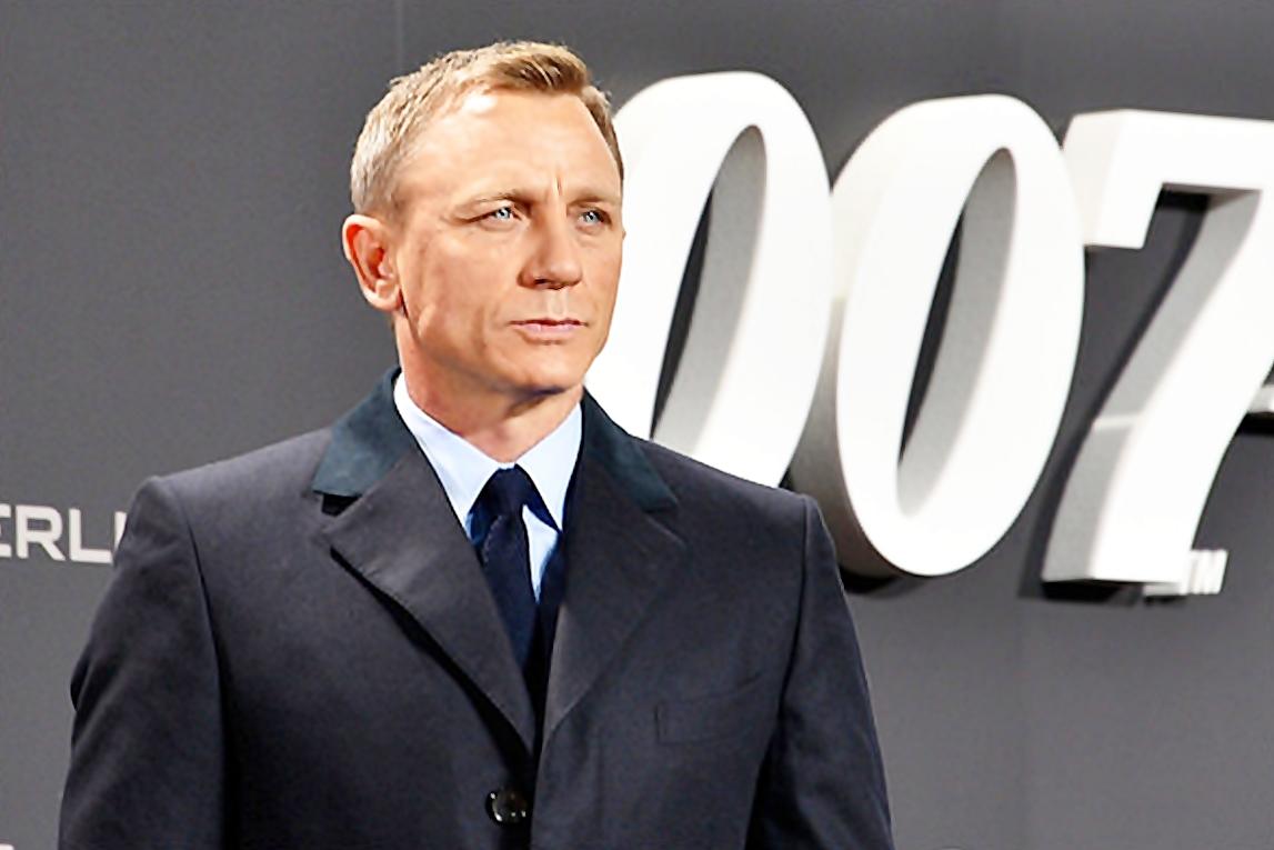 Daniel Craig - Film 007