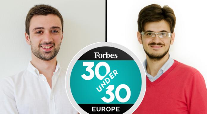 Forbes premia due giovani pugliesi per aver inventato un sistema di navigazione per i luoghi chiusi