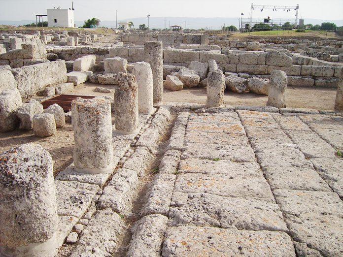 Scavi archeologici di Egnazia