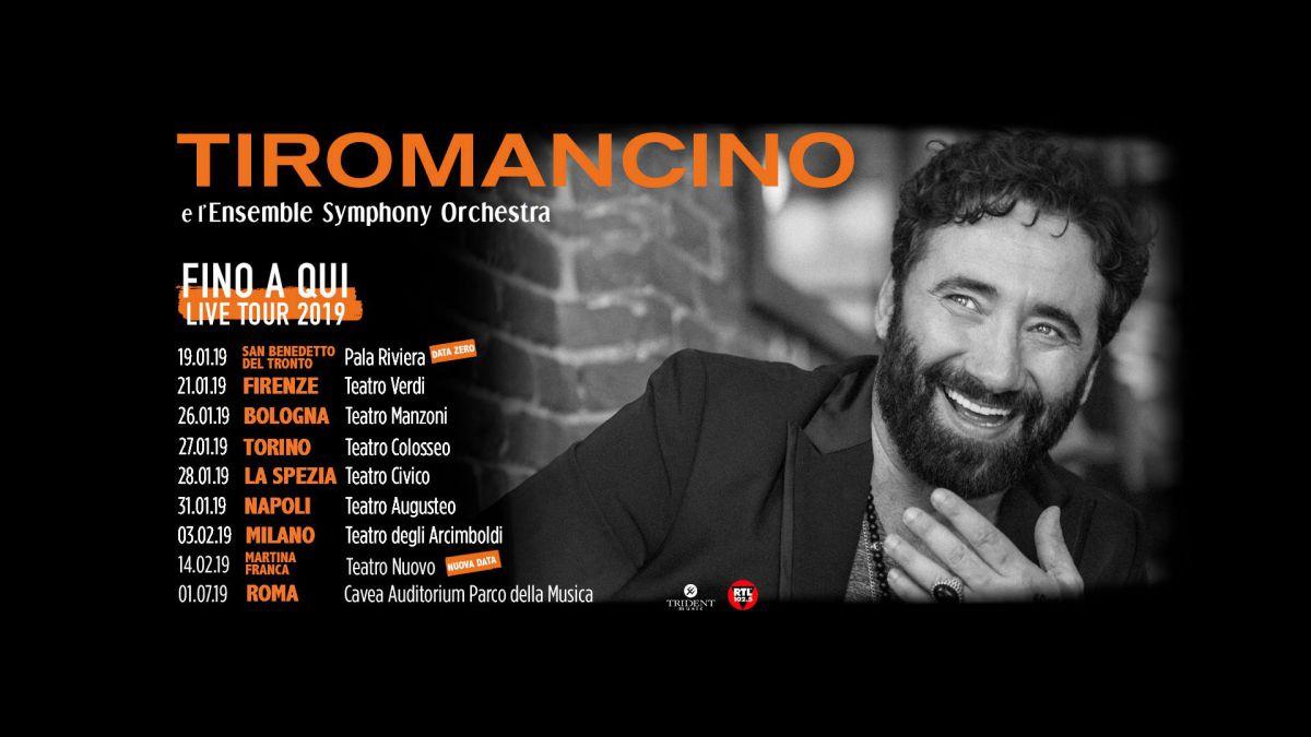Tour Tiromancino