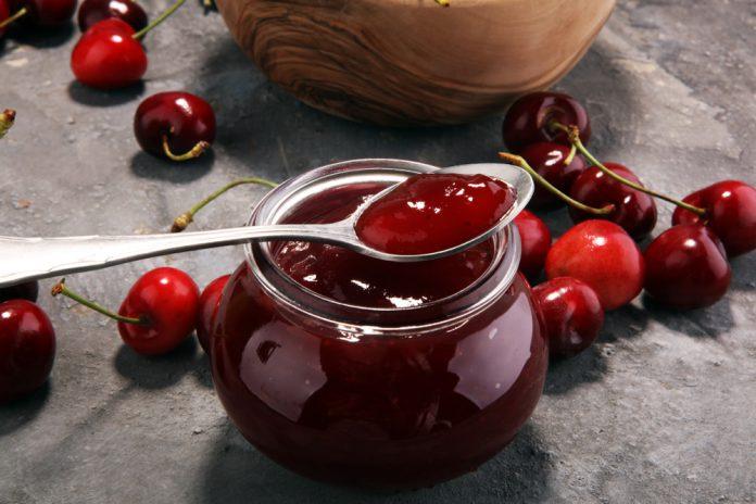 Confettura d'uva extra dolce tradizionale pugliese