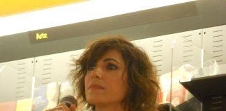 Giorgia in concerto a Bari, al PalaFlorio, il 21 maggio 2019
