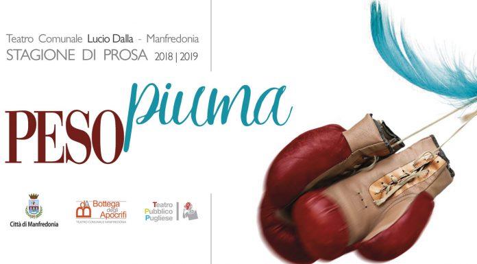 Manfredonia, va in scena Roger al Teatro Comunale Lucio Dalla