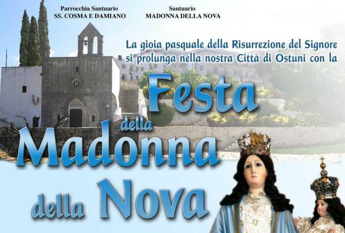 Ad Ostuni preparazioni per la Festa della Madonna della Nova