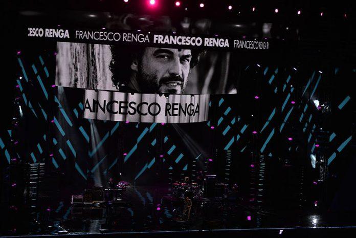 Francesco Renga al Teatro Team di Bari il 21 e il 22 novembre