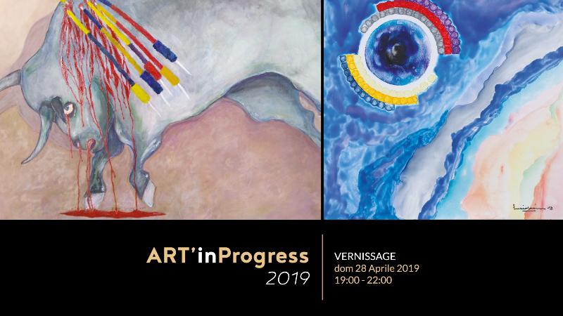 A Bari si può visitare ArtInProgress fino al 23 maggio 2019