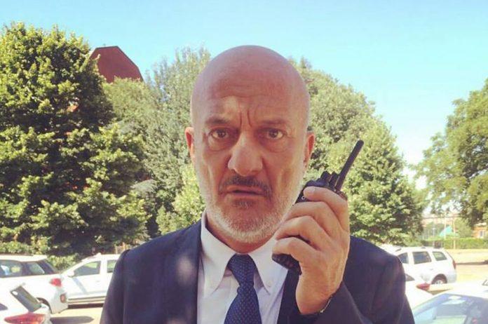 Claudio Bisio in Puglia per girare un nuovo film