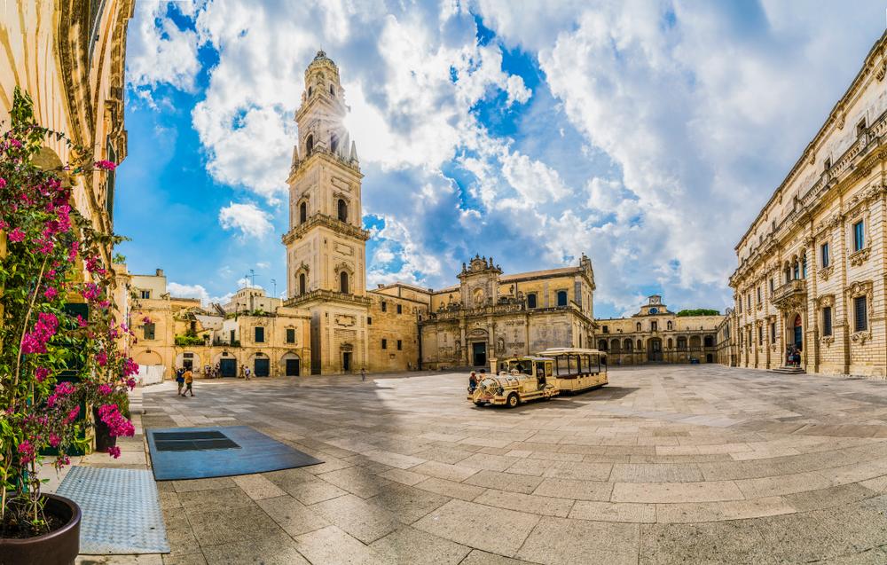 Lecce - Piazza del Duomo