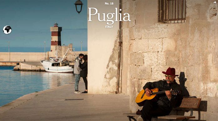 nytimes, Puglia, 52 Places to Go
