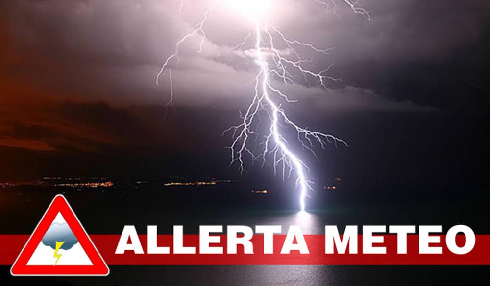 allerta meteo in Puglia