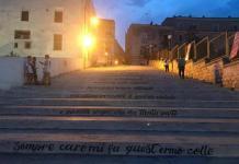 scalinata di Bisceglie