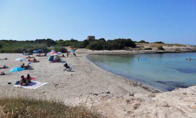 spiaggia Torre Pozzelle Ostuni