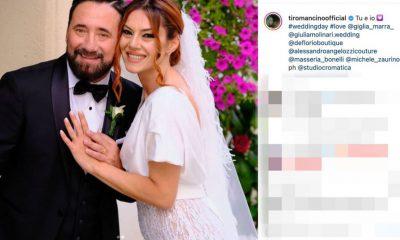 Matrimonio in Puglia per Federico Zampaglione e Giglia Marra