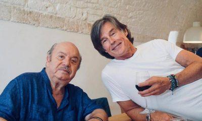 Lino Banfi e Ronn Moss presentano insieme un film sulla Puglia