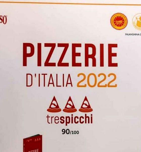 Migliore pizza di Puglia ai Tre Spicchi 2021